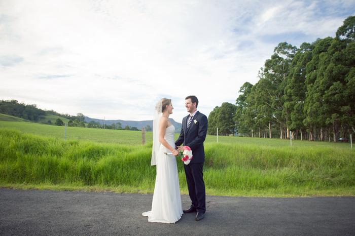 Anna And Damien S Kangaroo Valley Bush Retreat Wedding