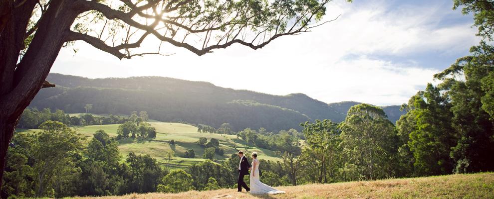 Kangaroo Valley wedding photography