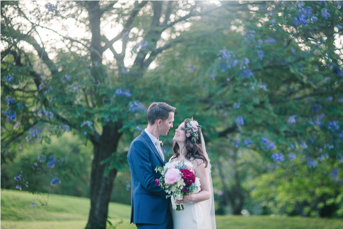 Heather and Michael's Riversdale Wedding