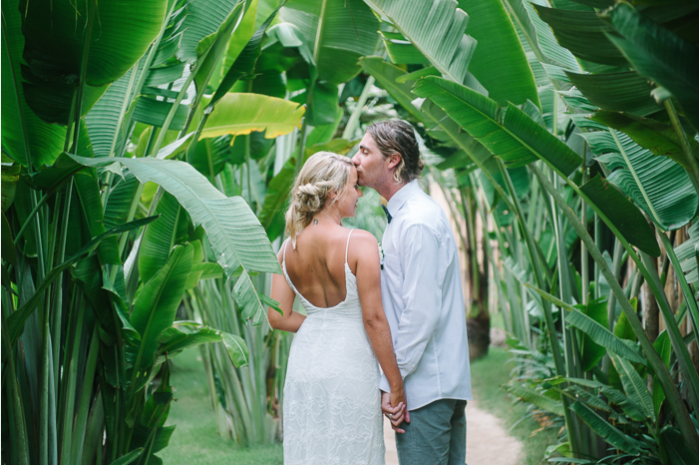 Hannah and Ben's Komune Resort Bali Wedding