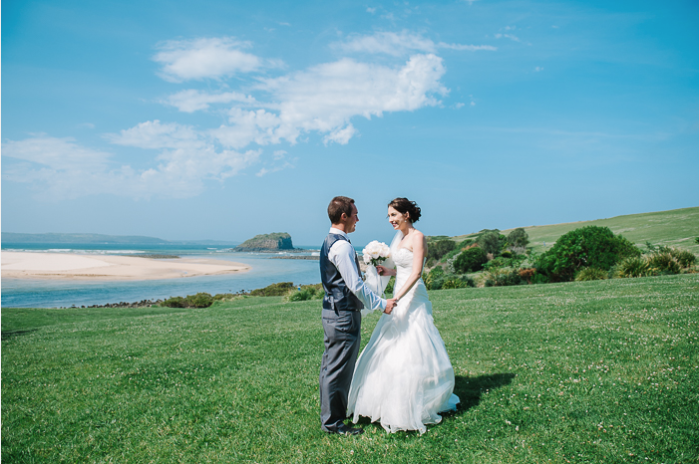 Felicity and Nathan's Kiama Wedding